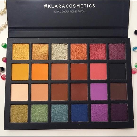 klara Other - Klara MARRAKECH 24 eyeshadow palette